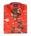 koszula męska Espionage w Hawajskim stylu z krótkim rękawem - Hawaiian